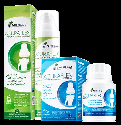 Acuralfex capsules